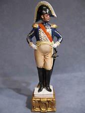 Soldato Porcellana di Capodimonte,Maresciallo Imperiale By Merli. Coll.Napoleon