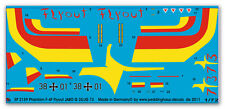 1/72 DECALS PER PHANTOM f-4f icona a comparsa JABO 35 2159