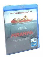Piranha [2011] (Blu-ray Disc, 2011) NEW  Remake by Alexandre Aja