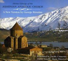 Pacific Camerata - Divine Liturgy Armenian Apostolic Church [New CD]