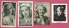 Audrey Totter FAB Card Collection