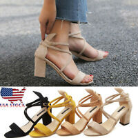 New Women's Summer Fashion High Heel Single Shoes Sandals Party Ladies Shoes