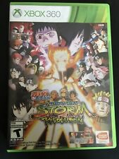 Naruto Shippuden: Ultimate Ninja Storm Revolution -- Xbox 360 NO MANUAL!
