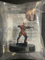 Marvel Heroclix Deadpool & Friends #M19-002 Limited LE OP Kit Figure New w/Card