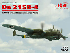 ICM 72305 WWII German Reconnaissance Plane Dornier Do215B-4 in 1:72
