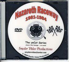 Nazareth Raceway 1981-1984 DVD - Snyder Video Productions