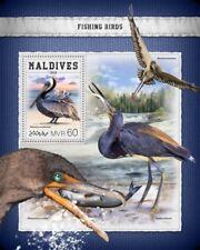 Maldives  2018   Fishing birds  S201806