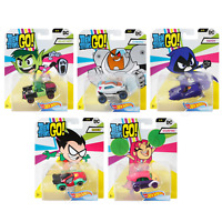 Hot Wheels Teen Titans Go! DMH73 5 Pack Diecast Toy Cars