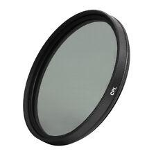 40.5mm CPL Circular Polarizante Filtro para Canon Nikon Sony DSLR SLR DV