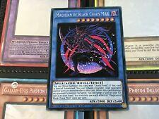 YUGIOH CARD: TN19-EN002  MAGICIAN OF BLACK CHAOS MAX Prismatic Secret Rare MINT!