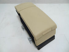 VW Phaeton 3D Reposabrazos Centrales Consola Trasero Beige 4 plazas 3D5886805