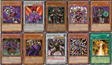 Yugioh Chess Archfiend Deck - Terrorking, Queen, Empress, Commander, Pandemonium
