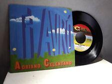 45 GIRI ADRIANO CELENTANO TI AVRO' - LA MOGLIE,L'AMANTE,L'AMICA. 1978 CLAN