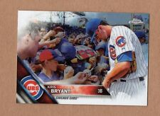 2016 Topps Chrome Kris Byant Photo Variation Refractor Chicago Cubs