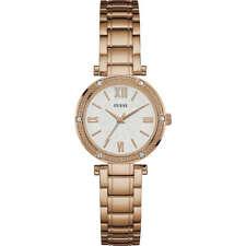 Orologio Guess Donna Solo Tempo W0767L3 Oro Rosa e Zirconi