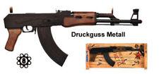 Maschinenpistole Maschinengewehr Machine Submachine Cap Gun Gonher AK-47 1135/6