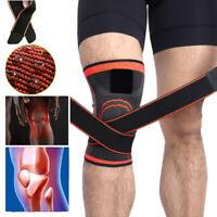 élastique genouillère 3d genouillère sports protecteur bas de compression