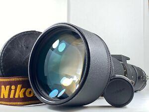 [Near Mint] Nikon Nikkor Ai-s AIS 400mm F/3.5 ED F Mount Lens from JAPAN
