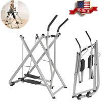 Elliptical Exercise Indoor Fitness Trainer Air Walker Machine Cardio Equipment