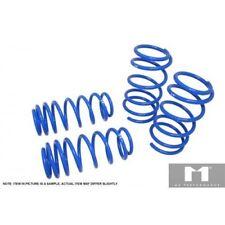 """Manzo Lowering Springs 2000-2007 Honda S2000 AP1 AP2 / 1"""" F+R"""