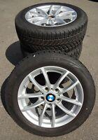 4 BMW Winterräder Styling 378 205/55 R16 91H BMW 1er F20 F21 2er F22 F23 RDK TOP