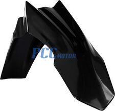 BLACK FRONT FENDER PLASTIC CRF250 CRF250R CRF450 M CRF450-FRONTFENDER M PS55-K