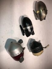 Lot of 4 vintage Zebco And Johnson Fishing Reels