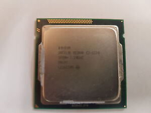 Intel Xeon E3-1230 4x 3.20GHz  sockel 1155  CPU   Quad core prozessor