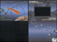 Austria 2006 Space/Meteorite/Astronomy/Science 1v m/s + sleeve (at1137)