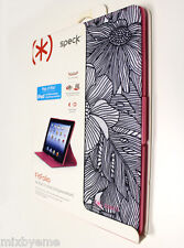 Speck FitFolio Apple iPad 2 3 4 case stand Fresh Bloom Pink Shell design Cover