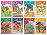 NEW Misty Inn Set of 8 Marguerite Henry's Series Judy Katschke 1 2 3 4 5 6 7