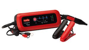 Caricabatterie carica batteria mantenitore carica elettronico TELWIN t-charge 12