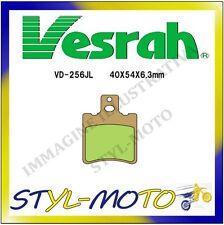 VD-256SJL PASTIGLIE ANTERIORI SINTERIZZATE YAMAHA YG 50 ZR SUPER JOG ZR 2000