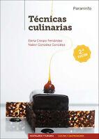 Técnicas culinarias 2.ª edición