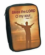 Psalm 103:1 Bless the Lord O My Soul Bible Cover Male NEW SKU 81430