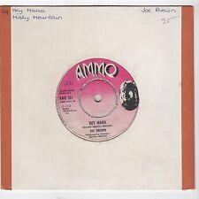(HG281) Joe Brown, Hey Mama - 1973 - 7 inch vinyl