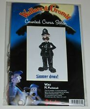 Anchor PC MACKINTOSH Counted Cross Stitch KIT Wallace & Gromit