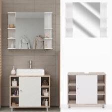 VICCO FYNN Meuble sous-lavaboarmoire de bainmeuble de salle de bain sonome