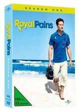 DVD - ROYAL PAINS Die komplette erste Staffel 1 SEASON ONE Neuwertig