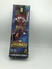 Marvel Avengers Infinity War IronMan 12-Inch Titan Hero Series Action Figure New