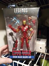 Iron Man Civil War Marvel Legends