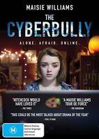 The Cyberbully (DVD) THRILLER Maisie Williams [Region 4] NEW/SEALED