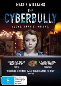 The Cyberbully (DVD, 2017) Australian stock