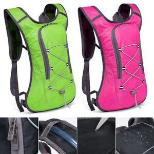 Laufrucksack Ultraleichter Trinkrucksack Fahrradrucksack Fach für. 2L Trinkblase