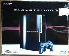 CONSOLE  PS3 SONY PRIMO MODELLO + CAVO HDMI PROFIGOLD 2,0 MT