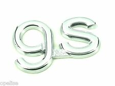 Genuine New KIA GS TAILGATE BADGE Emblem Logo For PICANTO 2004-2010 1.0 1.1 1.2