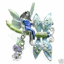 Kirks Folly Dragonfly Fairy *Collector Club* Pin Brooch