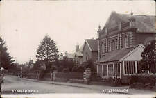 Attleborough. Station Road & Greenhouse.