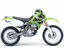 KAWASAKI KX KLX KDX 2003 - 04 FRAME GREY TOUCH UP