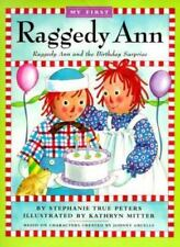 My First Raggedy Ann: Raggedy Ann and the Birthday Surprise [ Gruelle, Johnny ]